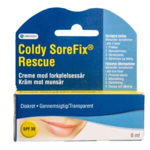 forkølelsessår
